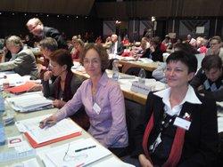 Die Calwer Delegierten